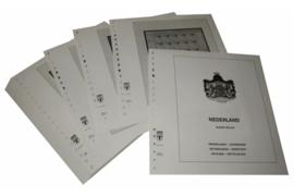 Lindner Inhouden / T-Voordruk albumbladen met folie voorbladen met stroken (Inhoud) Nederland Kleine vellen 1998-2000 (48 bladen) (Lindner 191K)