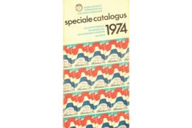 Collectorsitem! Gebruikte Speciale catalogus Nederland en Overzeese Rijksdelen NVPH 1974