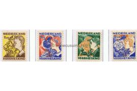 NVPH 248-251 Postfris Kinderzegels 1932