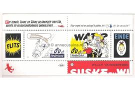 NVPH 1715 Postfris Blok Strippostzegels (Suske en Wiske) 1997