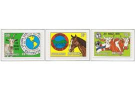 Nederlandse Antillen NVPH 618-620 Postfris P.A.H.O. 1979