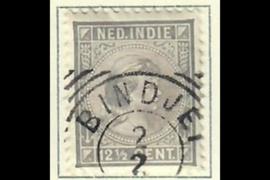 BINDJEI 2-2-xxxx op NVPH 24 (SvL 2)