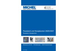MICHEL Russland und SowjetUnion 2020/2021 (E16) (ISBN 9783954023462)