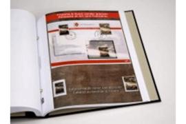 DAVO Luxe supplement Belgie Extra Filatelie zonder grenzen-Monaco 2012