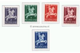 NVPH 469-473 Postfris Kinderzegels 1946