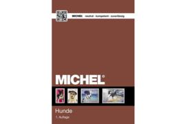 MICHEL Motivkatalog Hunde Ganze Welt (ISBN 9783954022595)