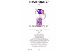 Nederland Importa EDB107 (NVPH 1527-1528) Eerstedagblad Europa-CEPT, ontdekking Amerika 1992