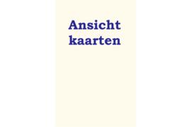 """Hartberger Rugetiket voor banden """"Ansichtkaarten"""""""