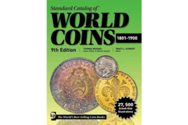 Krause Standard Catalog of World Coins 1801-1900 (19th Century) 9th Edition 2019