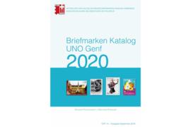 SBK UNO Genf Briefmarken Katalog 2020