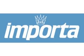 Gebruikt IMPORTA ST Blad MET klemstroken voor postzegelalbum Republiek Suriname Bladnr. 53