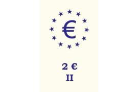 """Hartberger Rugetiket voor banden """"€-Logo + 2€-II"""""""