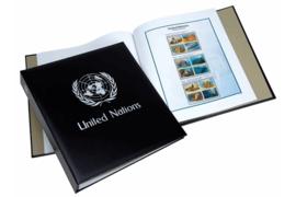 DAVO Luxe postzegelalbum Uno Endangered species 1993-2018 INCL. LUXE CASSETTE