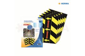 Corona Signaalstickers voor Vloermarkering