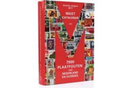 Mast Plaatfouten Nederland 2017