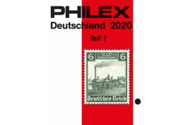 Philex Duitsland 2020 Deel 1 Catalogus in kleur