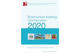SBK Liechtenstein Briefmarken Katalog 2020