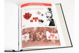 DAVO Luxe supplement Belgie Extra 150 jaar Rode Kruis-Spanje 2013