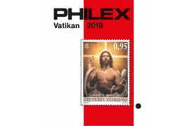 Philex Vaticaan 2019 Catalogus