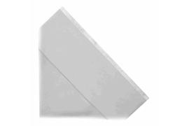 Lindner Extra grote/stevige hoekjes per 100 stuks (Lindner 802039)