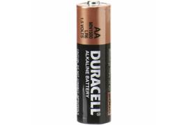 DURACELL 1,5 Volt Penlite Batterij (AA; per stuk)
