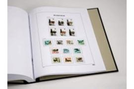 DAVO Luxe supplement Belgie Zegels uit Blokken 2012