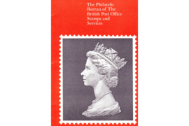 Nette staat! The Philatelic Bureau of The British Post Office Stamps and Services