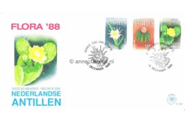NVPH E207 Flora 1988