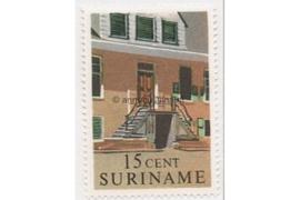 NVPH 362 Postfris (15 cent) Historische gebouwen 1961