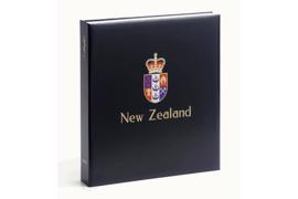 DAVO Luxe postzegelalbum Nieuw Zeeland I 1855-1967 INCL. LUXE CASSETTE