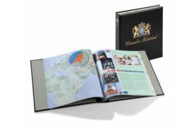 DAVO Luxe postzegelalbum Grenzeloos Nederland 2008-2016 INCL. LUXE CASSETTE