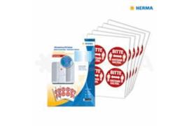 "Herma Gebodstickers ""Bitte Abstand Halten"" (ø 10cm) 20 Stickers (Herma 12924)"