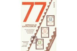 Gebruikt Postzegelcatalogus Nederland en Overzeese Rijksdelen NVPH 1977