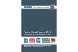 MICHEL Deutschland Spezial 2019 Band 2 (ISBN 9783954022397)