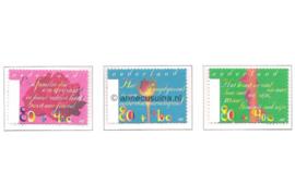 NVPH 1716-1718 Postfris Zomerzegels 1997