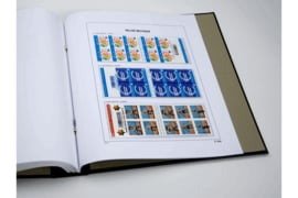 DAVO Luxe supplement Belgie Postzegelboekjes 2019