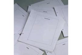 DAVO Luxe blanco bladen België Buzin (per 4 stuks)