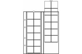 Hartberger Combi-24 Muntbladen (per stuk)