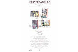 Nederland Importa EDB6 (NVPH 1232-1235) Eerstedagblad Kinderzegels, Internationaal jaar van gehandicapten 1981