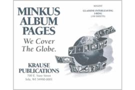 Gebruikt Minkus Albumblad Netherlands Antilles-Curaçao Bladnr.21