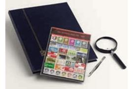 Nederland na 1960 Postzegelpakket incl. insteekboek, pincet en loupe