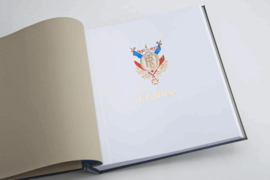 DAVO Luxe Titelvel/blad Frankrijk (Per Stuk)