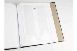 DAVO Luxe Bladen Frankrijk Blanco bladen voor Carnets (per 3 stuks)