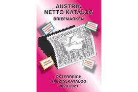 ANK Austria Netto Katalog Briefmarken Österreich-Spezialkatalog 2020/2021