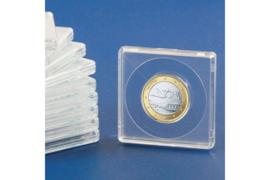 SAFE Square Muntcapsule 24 mm Per 10 stuks (SAFE 3124)