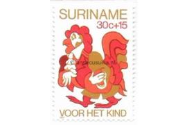 Zonnebloem 226 Postfris (30+15 cent) Kinderzegels met toeslag ten bate van het kind 1980