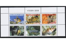 Zonnebloem 1511-1513 BP Postfris Vissen 2008