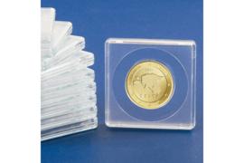 SAFE Square Muntcapsule 25 mm Per 10 stuks (SAFE 3125)