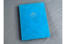 Gebruikt Patento 777 Insteekboek Blauw 32 blz.