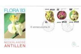 NVPH E159 Flora 1983